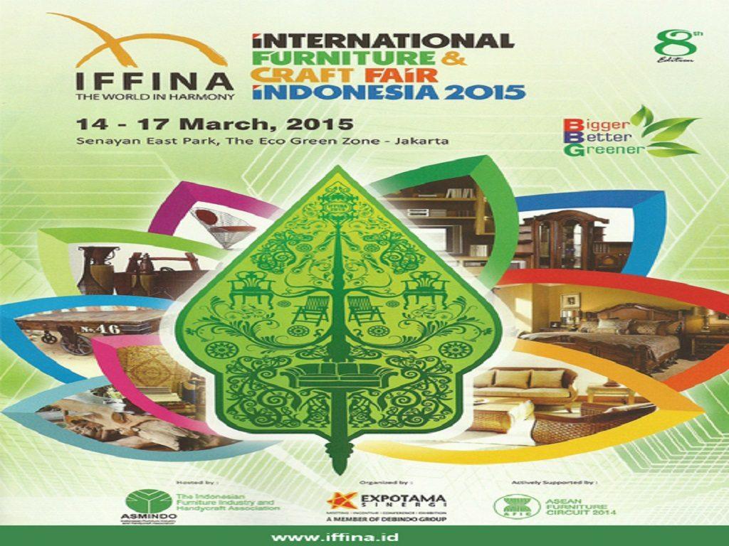 International Furniture Craft Fair Indonesia